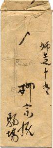 柳宗悦からの手紙