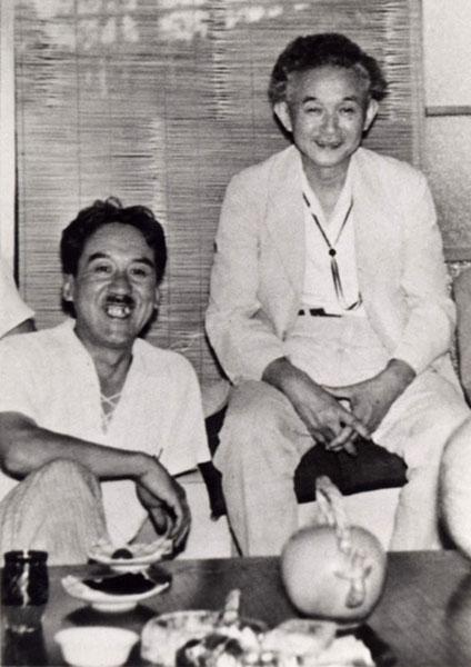 池田三四郎と柳宗悦