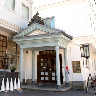 松本ホテル花月 外観